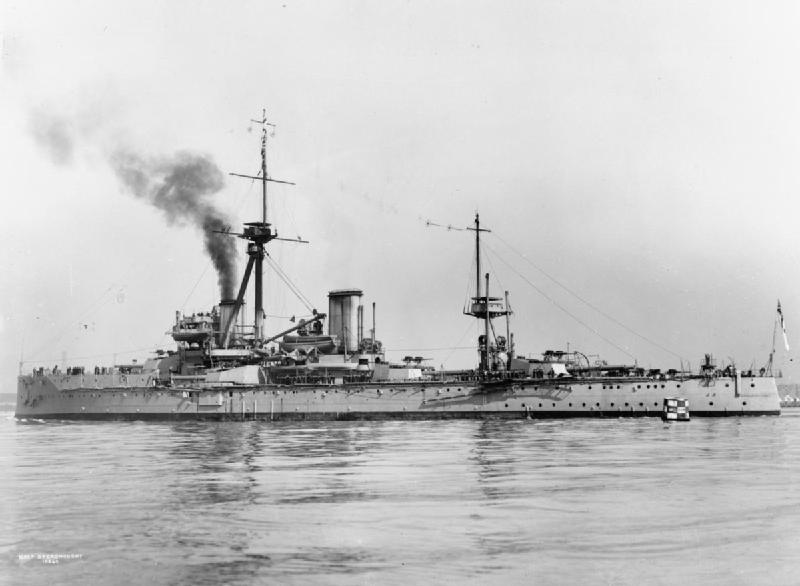 HMS Dreadnaught