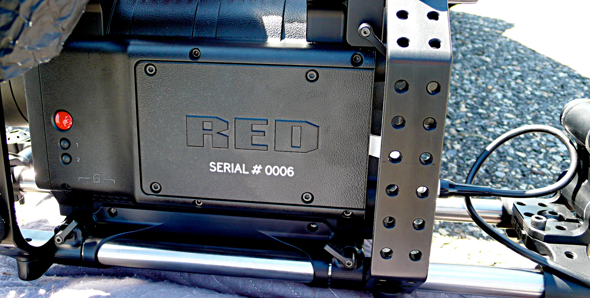 The RED One Serial #0006