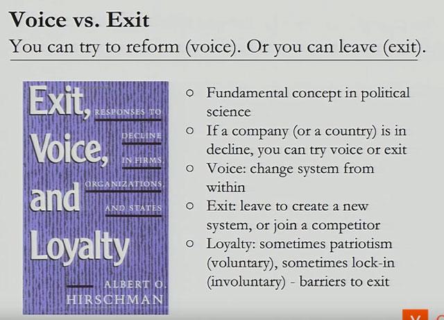 voice-exit