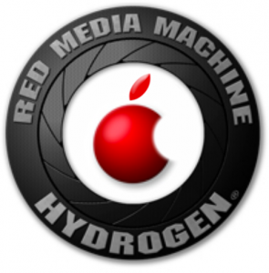 Red Hydrogen One or Apple